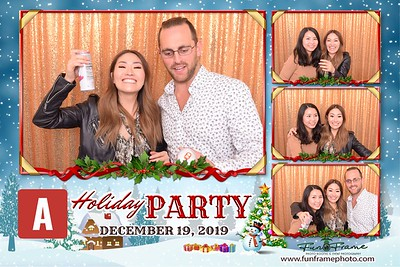 Augment Holiday Party