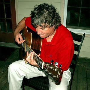 Terry Playin' Thurm's Fender