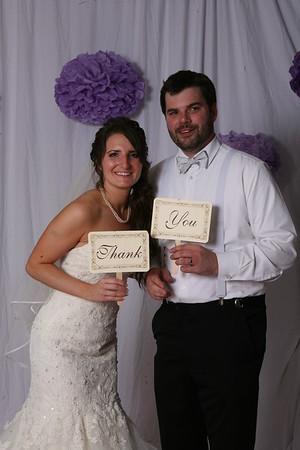 Megan and Chuck