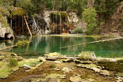 Hanging Lake at Glenwood Canyon