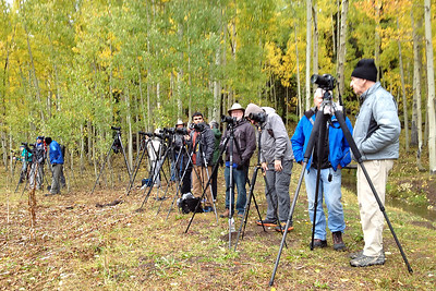 Colorado Photo Workshop People