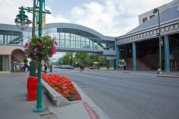 The Road to Denali(Hope, Anchorage, Talkeetna)