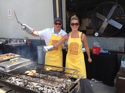 BDR End of Summer Cook-off 2012