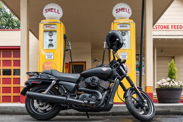Harley Street 750