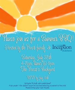 IS Summer Party 2012