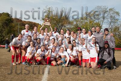 CUA Women's Soccer 2014