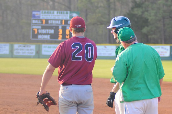 Hokes Bluff vs Russell County - April 7, 2008