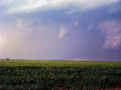 May 15, 2009 - Pampa, TX Tornadic Supercell