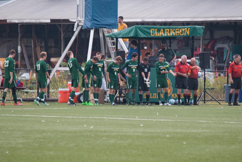 Home Game vs. Fredonia State 9/5/15