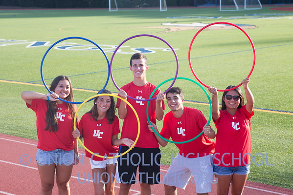 Olympic Viewing Party Summer 2016