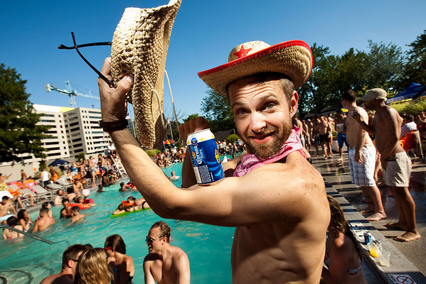 BYT Pool Party for Washington Post Express