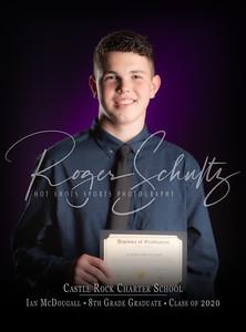 Castle Rock Charter School's 2020 Graduation