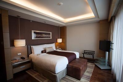 IC Asiana Saigon (Deluxe Corner Suite)