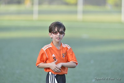 Soccer July 22nd - Dorval - Boys