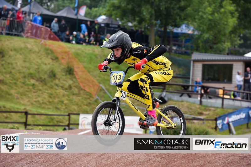 UEC European Cup 7 Blegny - part 1