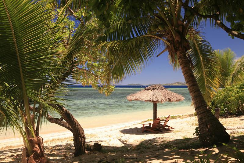 Beach Palapa