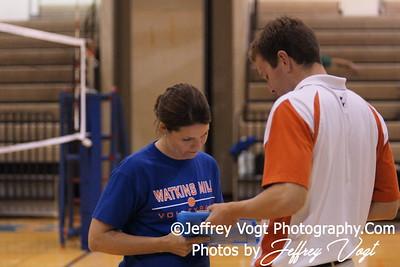 09-30-2010 Watkins Mill HS vs Seneca Valley HS Varsity Girls Volleyball, Photos by Jeffrey Vogt Photography