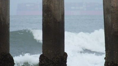 4/17/21 * DAILY SURFING VIDEOS * H.B. PIER
