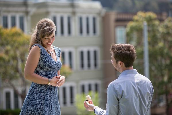 Jesse +Jessica Surprise Proposal