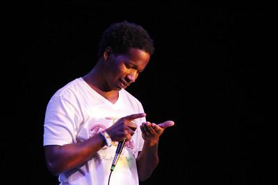 Comicville Comedians Neighborhood Theater August 2014