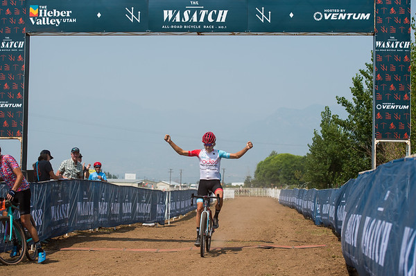 2021 Wasatch All-Road Bicycle Race