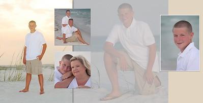 Beach Portrait Samples