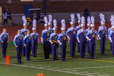 10-28-2016 Norwin Band After The Hempfield Game