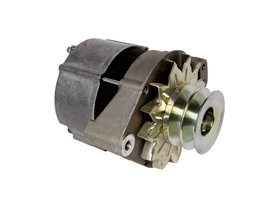CASE NEW HOLLAND STEYR ALTERNATOR 87745605