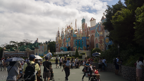 Disneyland Resort, Tokyo Disneyland, Fantasyland, it's a small world, Small World, Small, World, Facade
