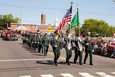 Derby / Shelton Memorial Day Parade 2013
