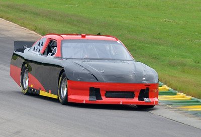 NASCAR testing at VIR June 2012