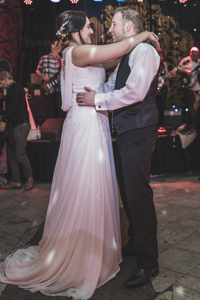 The event of the year -  Eloise & Marc's Wedding on Sunday 29 October, 2017 at Town Hall, Brighton. Photo: Ben Davidson