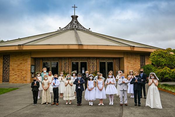 2021 1st Eucharist OLF