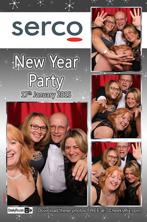 Corporate party photobooth hire