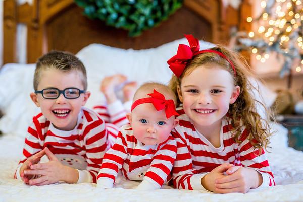 Bray Queener: Christmas PJs