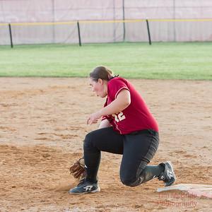 4-21-16 Maple Grove Varsity Softball vs Blaine
