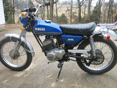 AT3E yamaha 1973