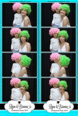 Ryan & Brianna's Graduation Party