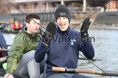 Yorktown Boys Boat 2 (10 Mar 2018)