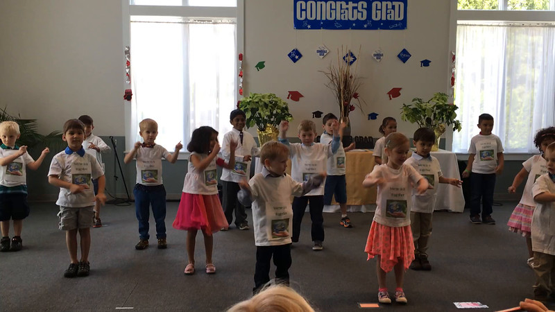 20160610 007 Community Montessori School graduation.MOV