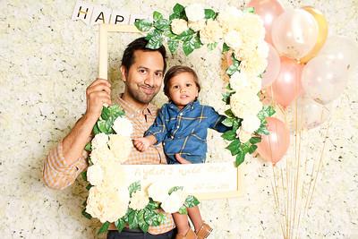 Aydin's 1st Birthday