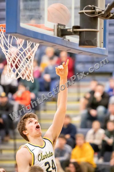 2019/2020 Clarkston Varsity Basketball