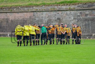 Berwick Seniors v Craiglang Young Team