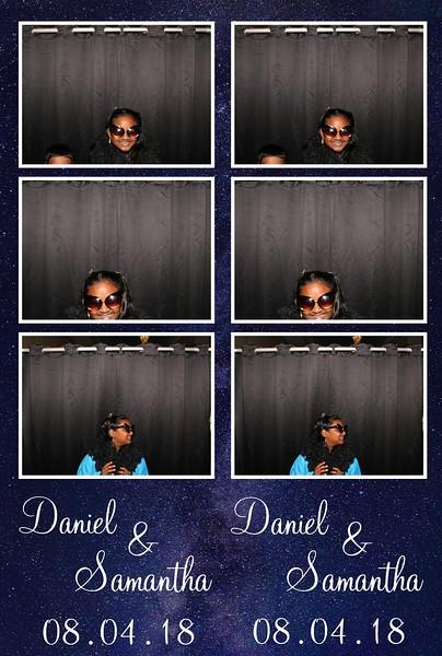 Daniel & Samantha's Wedding (08/04/18)
