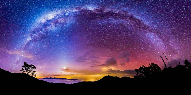 Itatiaia Milky Way Bow