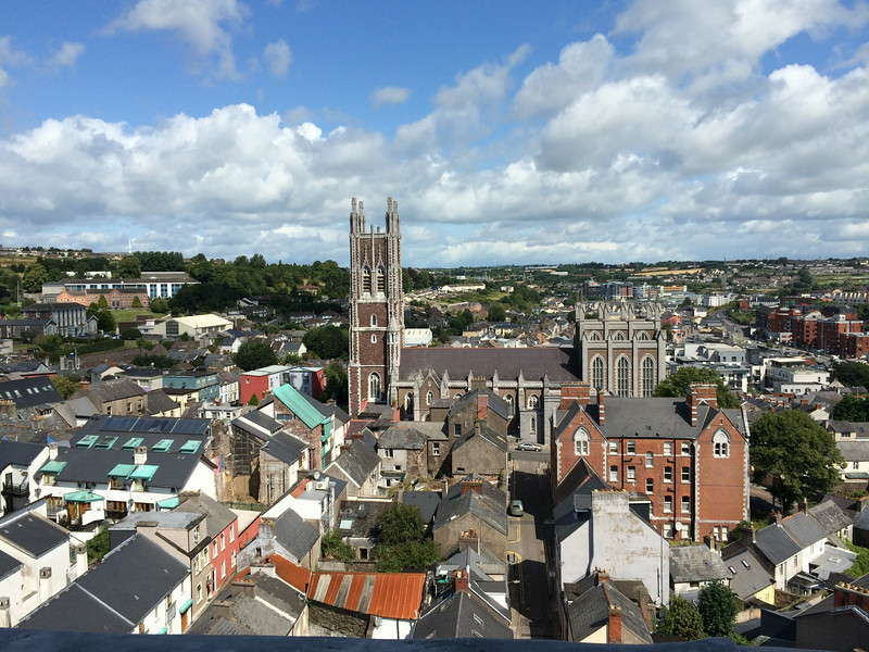 View of Cork