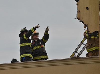 Building Fire - 3815 Ridge Pk, Lower Providence Twp, PA -  9/24/20