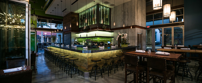 Rootstock Wine Bar (Architecture Photography)in Cupertino, California