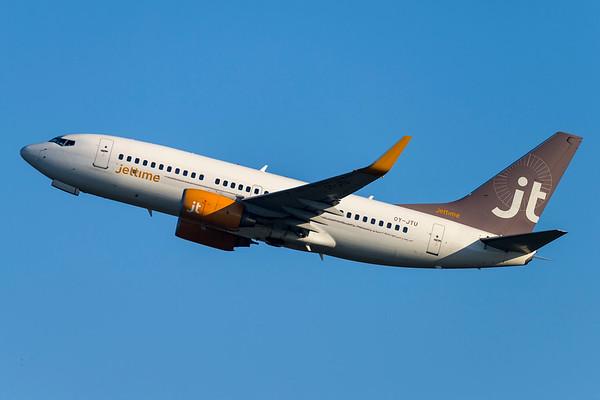 OY-JTU - Boeing 737-7L9