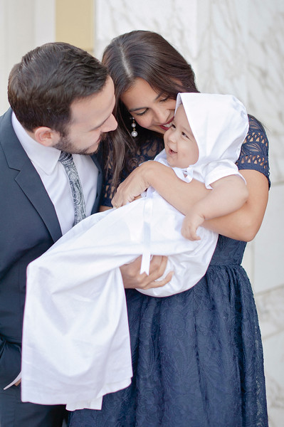 Mejia Baptism